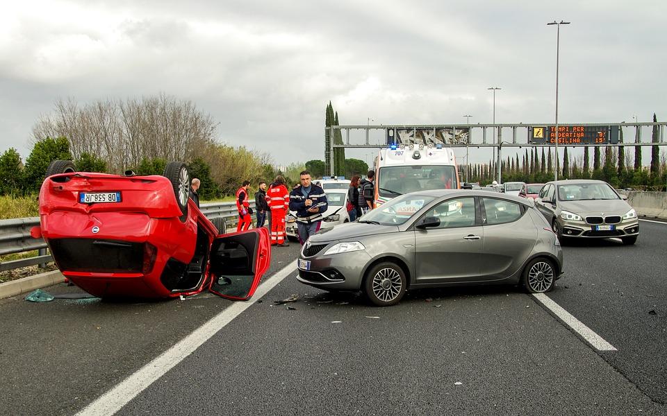indemnizacion por accidentes de trafico